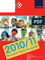 Numicon 2010/2011 Resource Guide