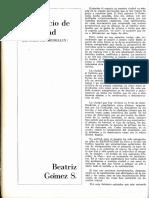 El espacio de La Ciudad - Beatriz Gómez Salazarå