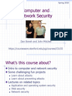 Computer and Network security by Thomos