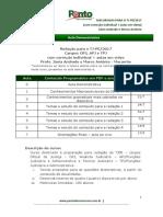 Discursiva para tj PDF