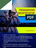 Pengantar Biostatistik PAT