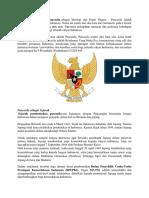 Sejarah Pembentukan Pancasila