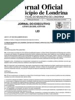 2 Código de Obras - Lei Nº 11.381 de 21 de Novembro de 2011 - Código de Obras