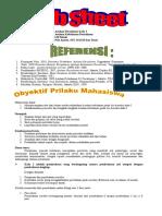 Job Sheet Kala I Persalinan