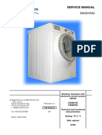 AEG Electrolux Washing-Drying Machines Frontloaded