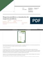 Https Analisis05 Wordpress Com 2017-12-12 Negocios-juridicos-y-simulacion-De-negocios-juridicos
