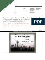 Https Analisis05 Wordpress Com 2017-10-28 Declaracion Universal de Derechos Humanos de Las Naciones Unidas El Documento Definitivo Para La Esclavitud Humana