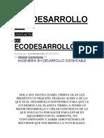 Trabajo de Los Dos Informes de Procesos Agroindustriales y Control de Calidad.