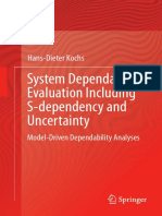 2018 Book SystemDependabilityEvaluationI