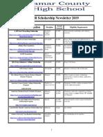 Scholarships2018-19