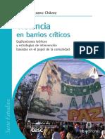 Violencia en Barrios Criticos Lilian Manzano (1)