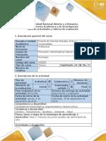 Guía de Actividades y Rúbrica de Evaluación - Fase 2 - Factores Bio-psico-sociales Del Sentimiento de Odio