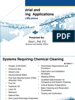 General Industrial Critical Cleaning Web