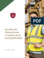 Gestion de Operaciones y Mejora de La Competitividad