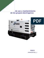 Manual de Mantenimiento_R22