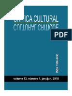 Critica Cultural