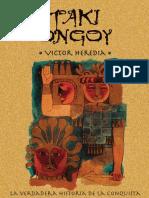 Taki Ongoy Víctor Heredia