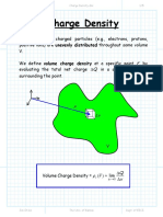 Charge Density