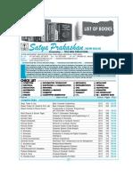 Satya Prakashan Book List