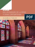 Voyage La Vie Iran 2019