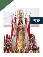 Virgen de Las Mercedes Imagen