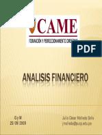 CAME.S30.Pr Analisis Financiero