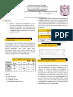 Reporte de Practica 4 Quimica Organica -ENCB-Recristalización