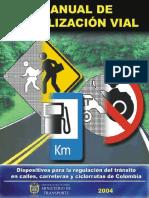 Manual de Señalización Vial