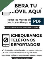 Poster Liberadores Bis