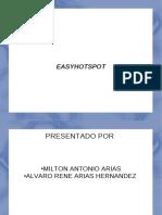 Presentacion Portalwifi Redes