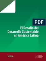 Desafios Del Desarrollo Sustentable