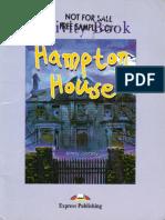 Hampton House Activity Book