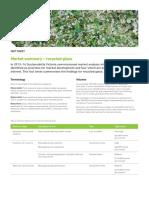 Market Analysis Glass Sept 2014 PDF