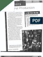 appearel production