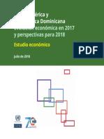 Centroamérica y La República Dominicana