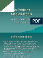 03 - Perícias Médico-legais