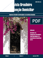 Revista de Atenção Domiciliar