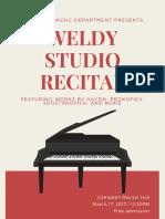 Virginia Music Guild Presents 8