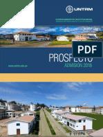 Prospecto Untrm 2018 Final