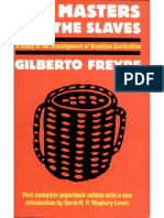 FREYRE, Gilberto. the Masters and the Slaves.