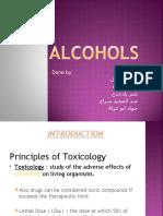 6. Alcohol