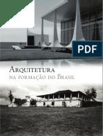 Arquitetura na formação do Brasil
