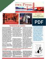 Good News Press October 2018 Mail Insert Edition