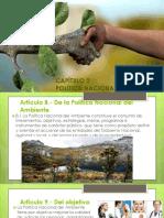 Clasificación en ambiente