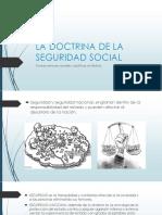 La Doctrina de La Seguridad Social