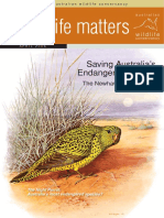 AWC Wildlife Matters April 2006
