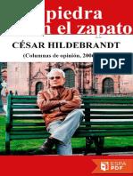 Una Piedra en El Zapato - Cesar Hildebrandt