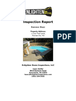 Sample Report - Pool Inspection