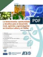 La Bioeconomía