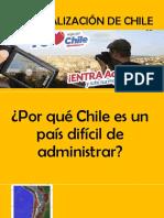Evaluacion 5°  Zonas naturales de Chile
